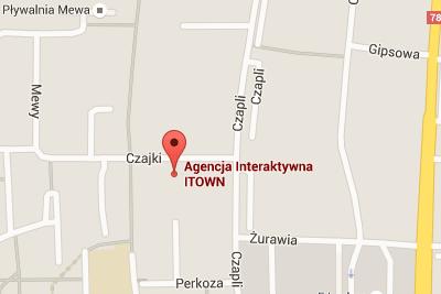 ITOWN, Czajki 3, Gliwice