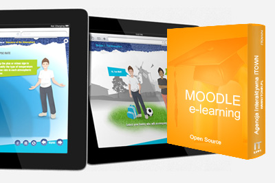 itown, elearning, gliwice